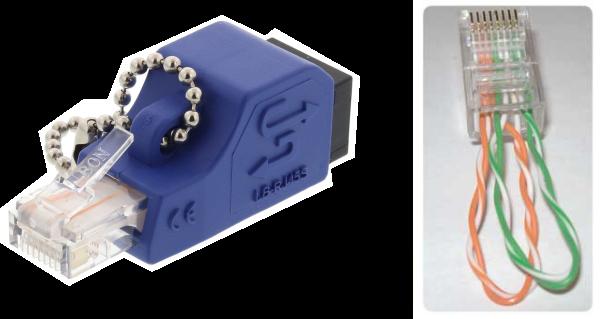 Rj45 Loopback plug